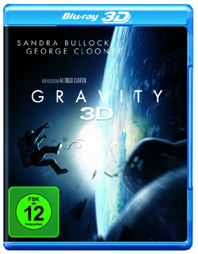 Gravity (+ Blu-ray) [Alemania] [Blu-ray]