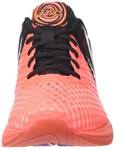 Multicolore Noosa Uomo Shocking 0630 Rosa Arancio Ff Corsa Asics Nero Scarpe 2 flash Corallo Da xYZdAw0H