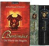 Bartimäus Trilogie komplett Pforte des Magiers Auge des Golem Amulett Samarkant