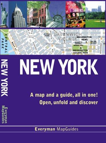 New York Everyman Mapguide (Everyman MapGuides) - Mapguide York New