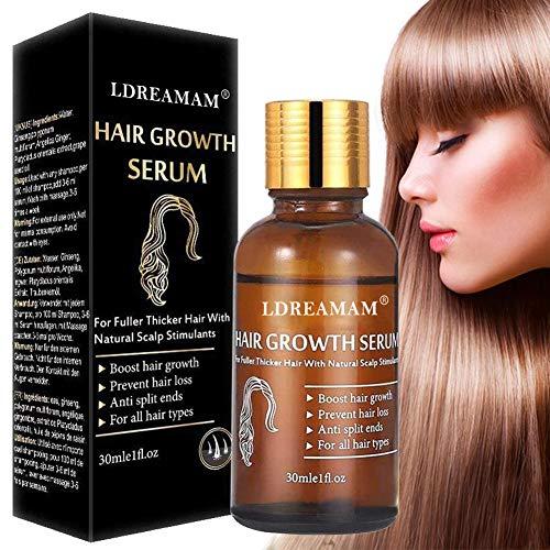 Hair Growth Serum,Hair Growth Es...