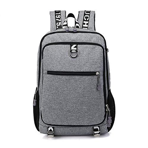 ZFLL Schultaschen Schultaschen für Jungen Schüler Schulrucksack Männer Reisetaschen Kinder Junge Laptop Computer Schultaschen Schultaschen Schultaschen von Luggage & Bags (Lila Rucksack Von Under Armour)