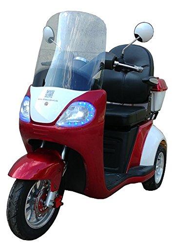 ElektroMobil Modell Wal bis 10 15 25km h ElektroScooter Senioren Mobility Vehicle Dreirad ElektroRoller Sonder Modell 2018*