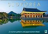 Südkorea: Zwischen gelbem und japanischem Meer (Wandkalender 2019 DIN A2 quer): Impressionen aus Südkorea (Monatskalender, 14 Seiten ) (CALVENDO Orte)
