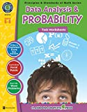Data Analysis & Probability: Task Sheets Gr. 6-8 (English Edition)