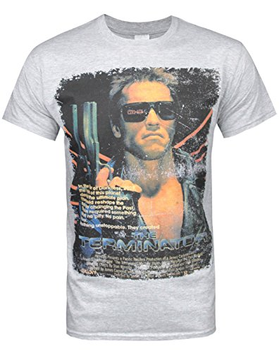 Official Terminator 80s Poster Men's T-Shirt