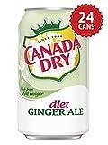Produkt-Bild: Canada Dry Diet Ginger Ale - US Import! (24 Dosen x 355ml)