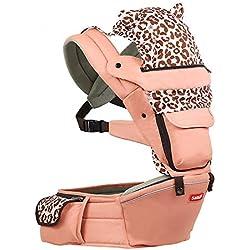 sunveno nueva actualización al aire libre canguro bebé Carrier frontal Hipseat canguro Carrier para bebé alta calidad rosa