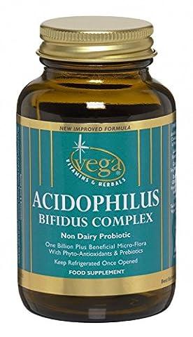 Vega Acidophilus Bifidus Complex (Non-Dairy) - 30 caps
