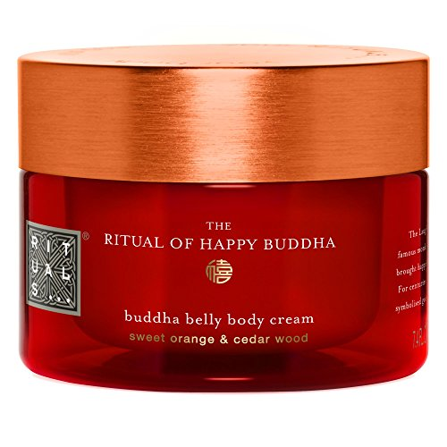 Rituals The Ritual of Happy Buddha Body Cream Körpercreme, 220 ml