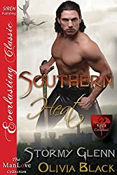 Southern Heat [King's Command 3] (Siren Publishing Everlasting Classic ManLove)
