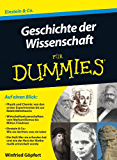 Geschichte der Wissenschaft für Dummies