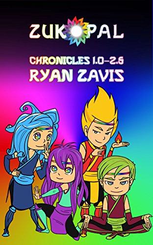 Chronicles 1.0-2.5 (Zukopal) (English Edition)