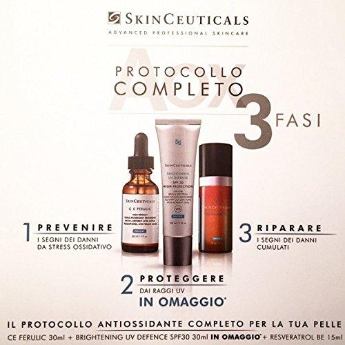 SkinCeuticals Cofanetto AOX Protocollo (Brightening Solare)