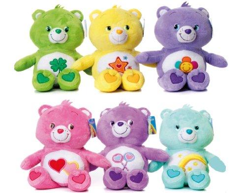 disney-care-bears-plusch-pluschfigur-pluschtier-ca-20-cm-rosaneu