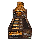 Grenade Reload Protein Flapjacks, 12 x 70 g Bars – Chocolate Browning