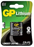 GP Photo Lithium Batterie CRP2 (DL223A, 6 Volt)