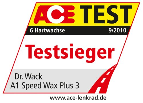 A1 Speed Wax Plus 3, 500 ml - 5