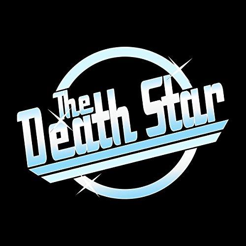 Star Wars Rogue One Death Star Strokes Logo Women's Vest Black