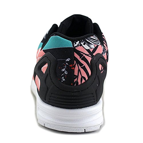 Adidas ZX Flux Synthétique Baskets Black-White-Black