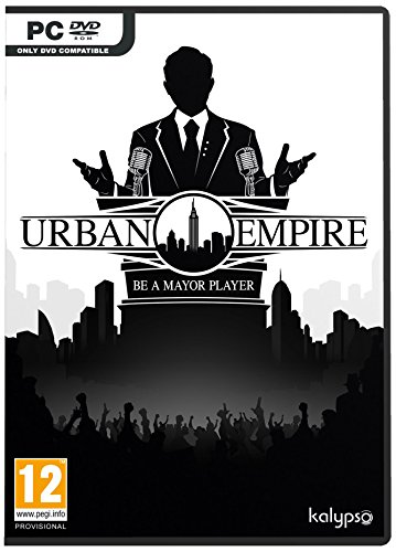 Urban Empire (PC DVD) Best Price and Cheapest