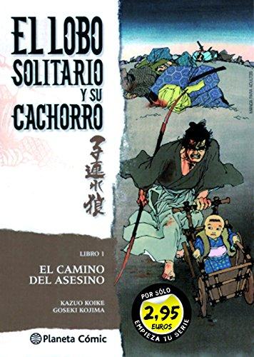 MM Lobo solitario nº1 2,95: El camino del asesino (Manga Manía) por Kazuo Koike