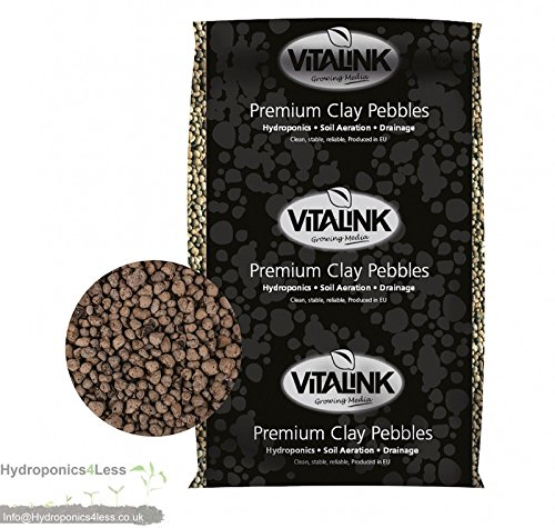 vitalink-10-25-45-litre-clay-pebbles-bag-hydroponics-grow-perfect-growing-10-litre