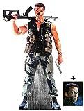 Arnold Schwarzenegger Lebensgrosse Pappfiguren / Stehplatzinhaber / Aufsteller - Enthält 8X10 (25X20Cm) starfoto