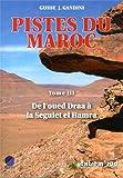 Pistes du Maroc : Tome 3, De l'oued Draa à la Seguiet el Hamra (Guide J. Gandini)