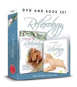 Reflexology DVD & Book Gift Set