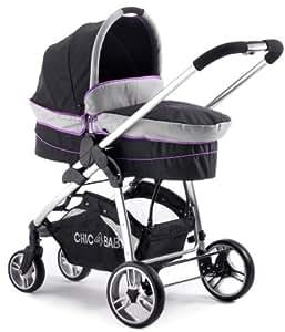 chic 4 baby 21136 kombi kinderwagen 2 in 1 filou. Black Bedroom Furniture Sets. Home Design Ideas