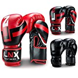 LNX Boxhandschuhe Performance Pro ultimatte Black 12oz