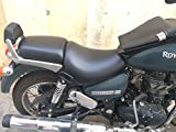 #6: SaharaSeats Royal Enfield/Thunderbird/Seat Cover (Black)