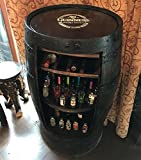 Rustikale Solide Eiche Marke Guinness Whisky Barrel Home Bar