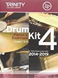 Drum Kit 2014-2019 Book 4 Grades 7 & 8