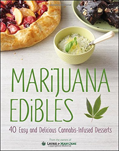 Marijuana Edibles: 40 Easy & Delicious Cannabis-Infused Desserts