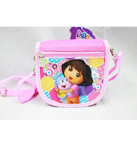 Stiefel Aus Dora The Explorer - String Wallet-Dora the Explorer-W/Stiefel New Geschenk