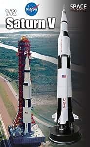 Dragon 500750388 - 1:72 Saturn V, Fertigmodell: Amazon.de