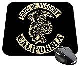 Sons Of Anarchy Samcro RedWood Original Men Of Mayhem A Mauspad Mousepad PC