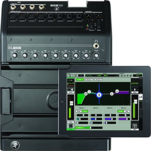 mackie-8-chanels-mixing-desk-for-ipad