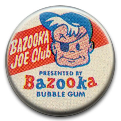 bazooka-joe-badge