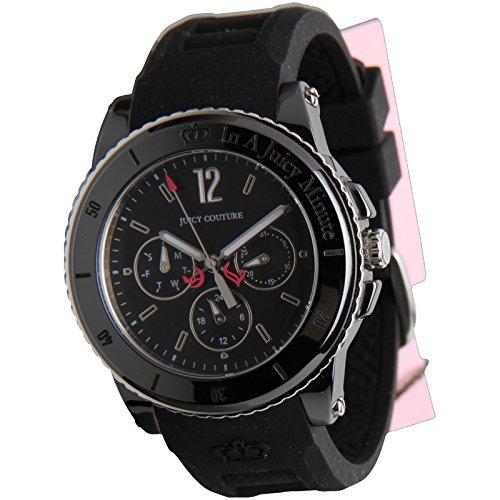 Juicy Couture 1900754 - Reloj para mujeres, correa de acero inoxidable