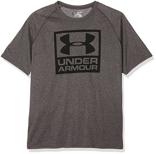 Under Armour Men's Boxed T-Shirt Short-Sleeved
