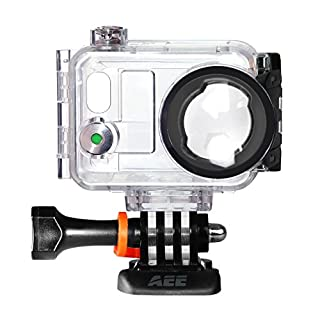 AEE Technology S71/S60M Waterproof Housing for S71 & S60 Action Cameras (Clear)