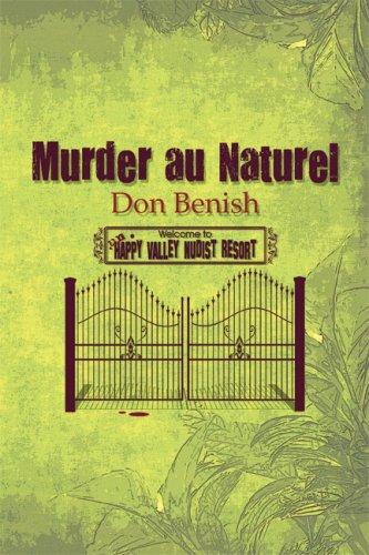 Murder Au Naturel Cover Image