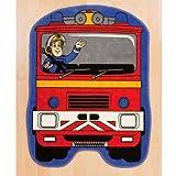Character World Feuerwehrmann Sam Heldenteppich