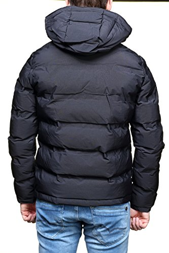 Redskins Daunenjacke Buster Ultimate Black Noir