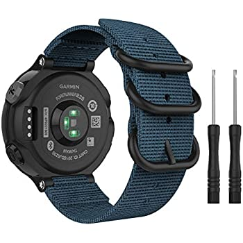 MoKo Armband für Garmin Forerunner 235/220 / 230: Amazon