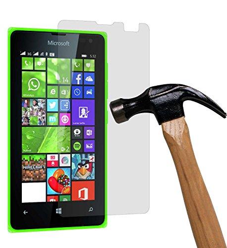 yayago Panzerglas 0,26 MM Displayschutzfolie für Microsoft Lumia 532 / 532