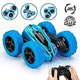 JYToyz RC Stunt Car, Kids Toys Remote Control Racing Car 4WD Double Sided